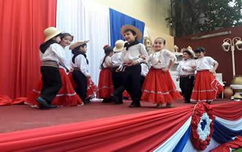 Festejo del Día del Folklore – Nivel Inicial
